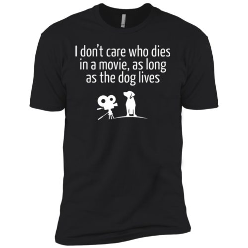 The Dog Lives Premium Tee