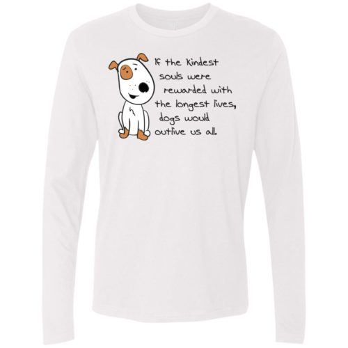 Kindest Souls Premium Long Sleeve Tee