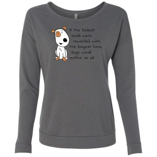 Kindest Souls Scoop Neck Sweatshirt