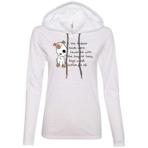 Kindest Souls Fitted T-Shirt Hoodie