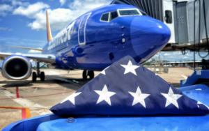Southwest Airways Connects Canine With Veterans Who Want Them