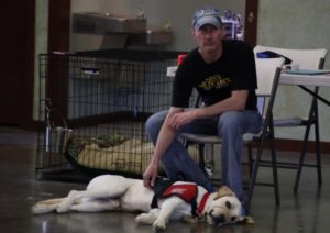 Veteran Finds A Kindred Spirit By Pets For Vets