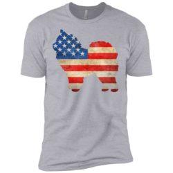 Vintage Chow Chow USA Premium T-Shirt