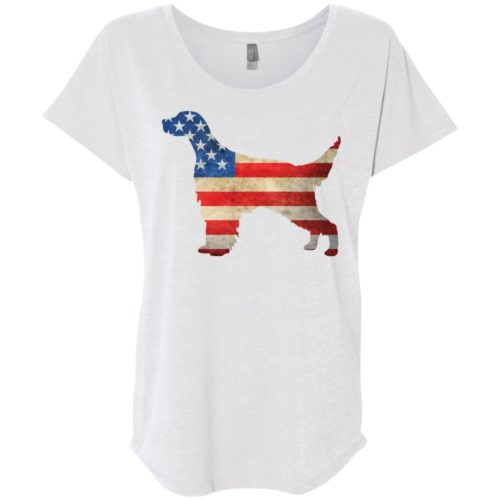 Vintage English Setter USA Slouchy Tee