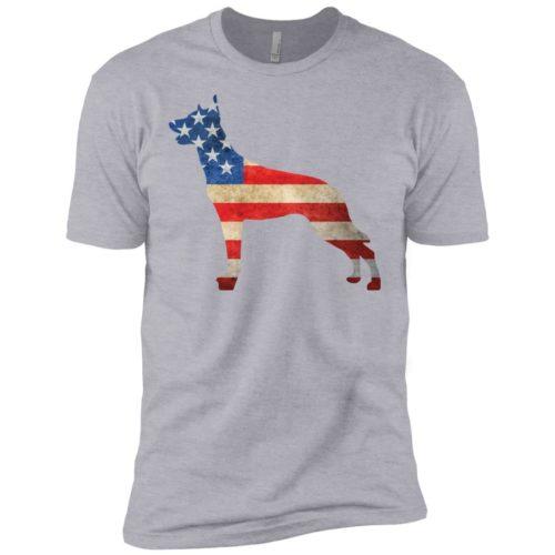 Vintage Malinois USA Premium T-Shirt