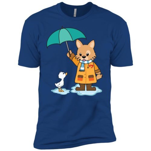 Rainy Puppy Boys' Premium Tee