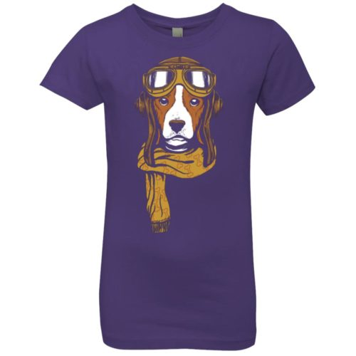 Dog Venture Girls' Premium Tee