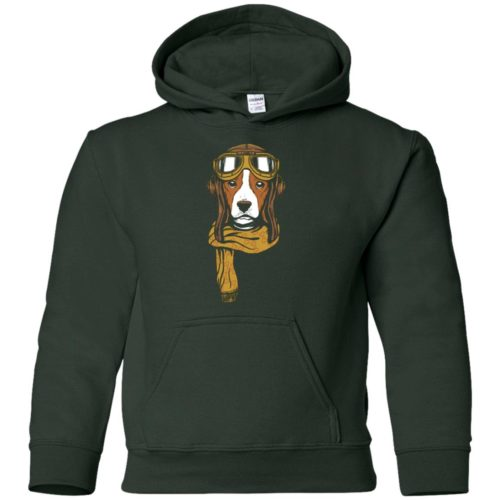 Dog Venture Youth Pullover Hoodie
