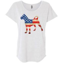 Vintage Cane Corso USA Ladies' Slouchy T-Shirt