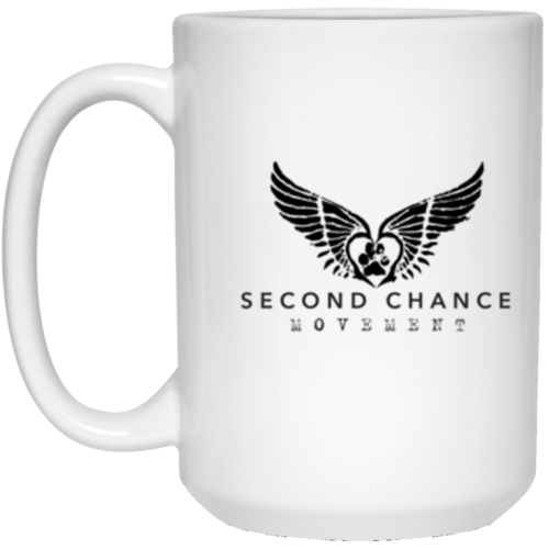 Second Chance Movement™ 15 oz. Mug