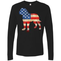 Vintage Bullmastiff USA Premium Long Sleeve Shirt
