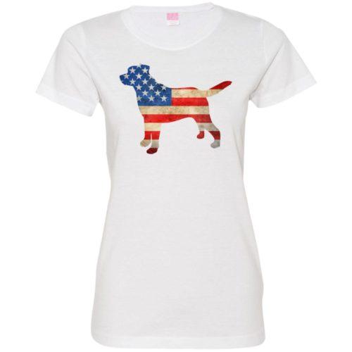 Vintage Lab USA Ladies' Premium T-Shirt