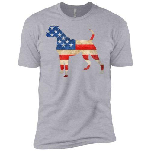 Vintage Boxer USA Premium T-Shirt