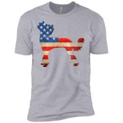 Vintage Chinese Crested USA Premium T-Shirt