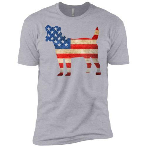 Vintage Jack Russell USA Premium T-Shirt