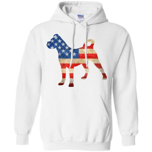 Vintage Cane Corso USA Pullover Hoodie