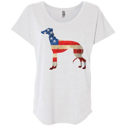 Vintage Whippet USA Slouchy Tee