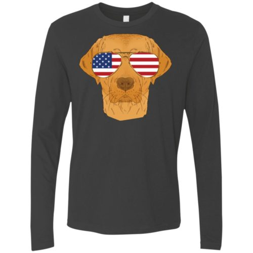 Cool Dog USA Premium Long Sleeve Tee