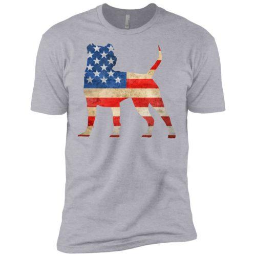Vintage Pit Bull USA Premium T-Shirt