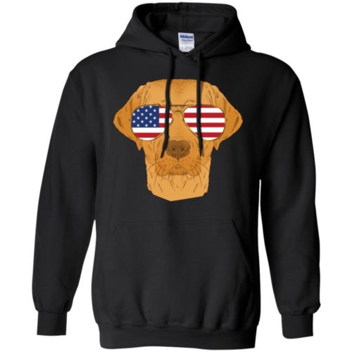 Cool Dog USA Pullover Hoodie