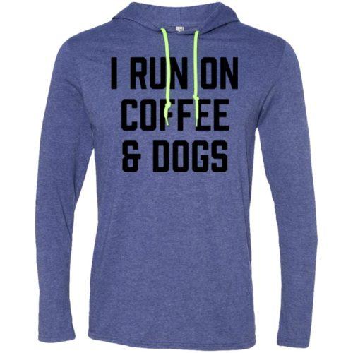 I Run On Coffee T-Shirt Hoodie