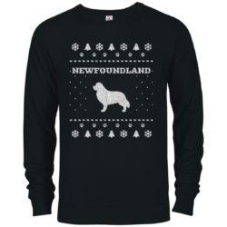 Newfoundland Christmas Premium Crew Neck Sweatshirt