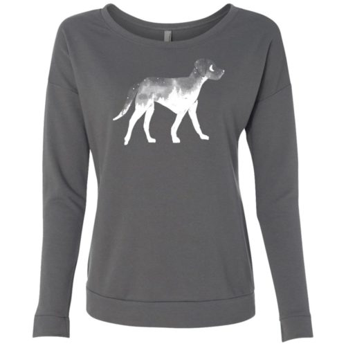 Dog Soul Scoop Neck Sweatshirt