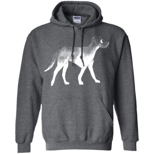 Dog Soul Pullover Hoodie
