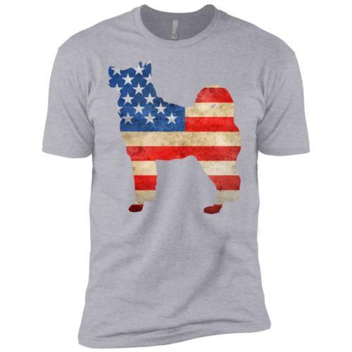 Vintage Akita USA Premium T-Shirt