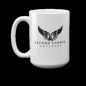 Second Chance Movement™ 15 oz. Mug