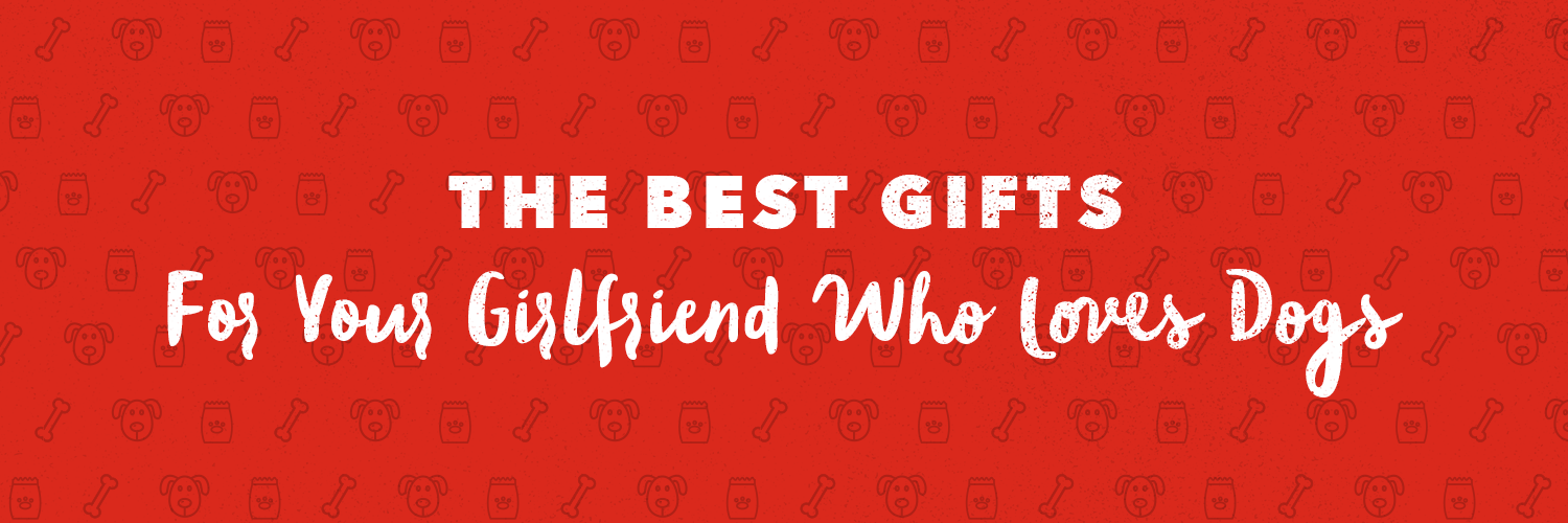 The Best Gifts For Your Girlfriend Who Loves Dogs