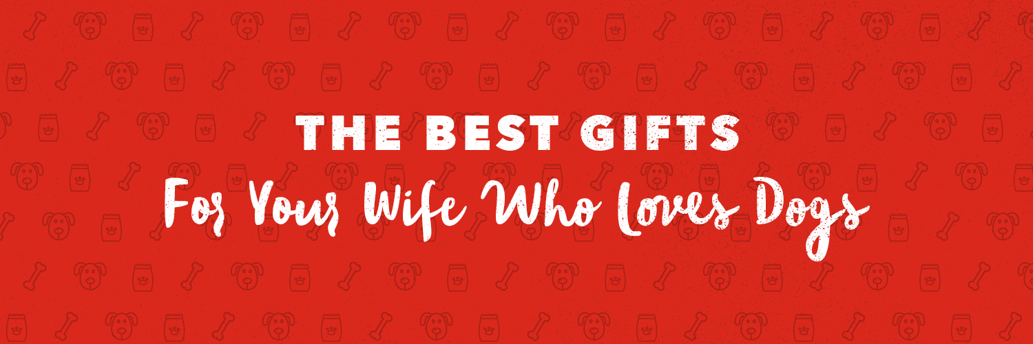 The Best Gifts For Your Wife Who Loves Dogs