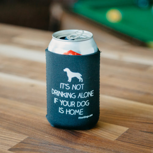 Drink Alone Insulated Can Holder