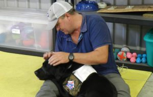 Veteran Finds Power To Do What He Loves Thanks To His Service Canine