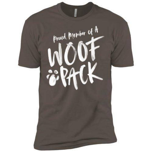 Woof Pack Premium Tee