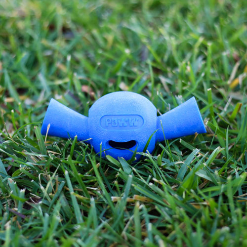 GoofBall™ the Tuggable, Stuffable, Chuckable Oddly Shaped Ball Toy – Assorted Colors
