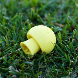PortoBallo™ the Stuffable, Chuckable, High Bouncing Oddly Shaped Ball Toy - Assorted Colors