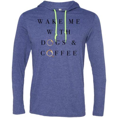 Wake Me With T-Shirt Hoodie