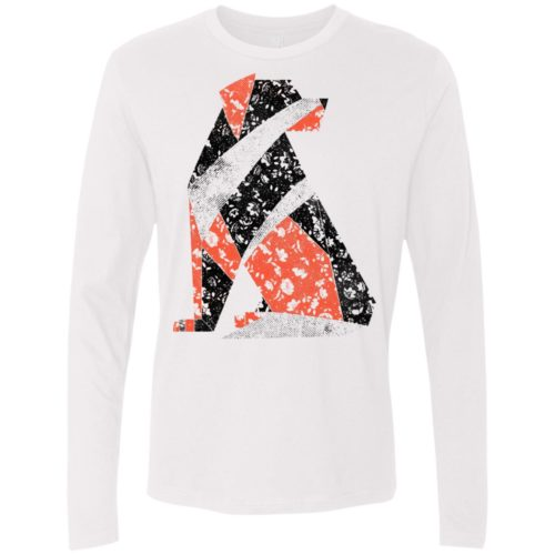 Quilted Dog Premium Long Sleeve Tee