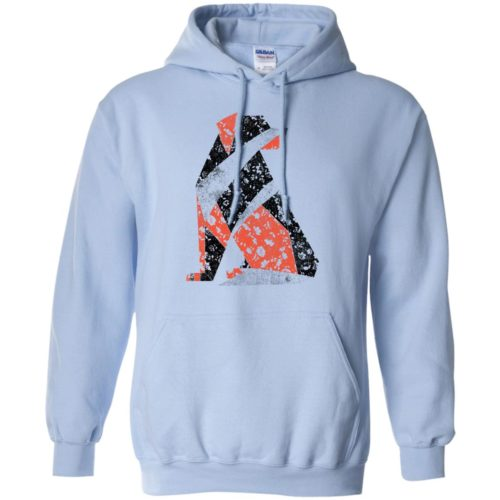 Quilted Dog Pullover Hoodie