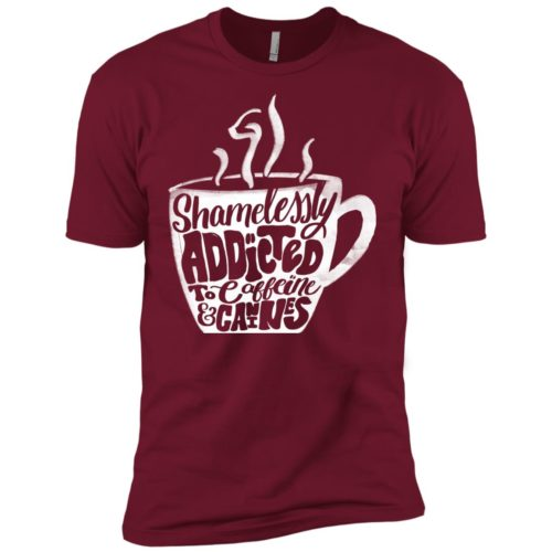Shamelessly Addicted Premium Tee