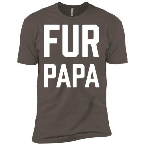 Fur Papa Premium Tee