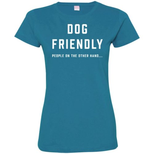 Dog Friendly Fitted Tee
