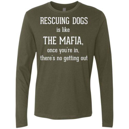Mafia Premium Long Sleeve Tee
