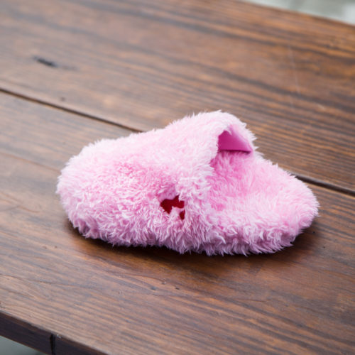 Stinky Squeaker Slipper™ – Insert A Smelly Sock & Watch Your Dog Go Crazy