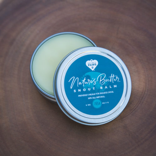 Nature's Butter™ Snout Balm for Dogs (2 oz)