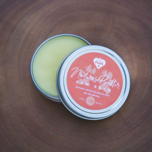 Nature's Butter™ Paw Balm for Dogs (2 oz)