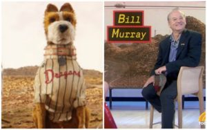 "Hear What Invoice Murray Has To Say About His New Animated Film, ""Isle of Canines"""