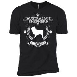 Varsity Australian Shepherd Premium T-Shirt