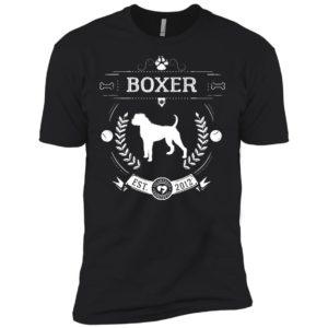 Varsity Boxer Premium Tee